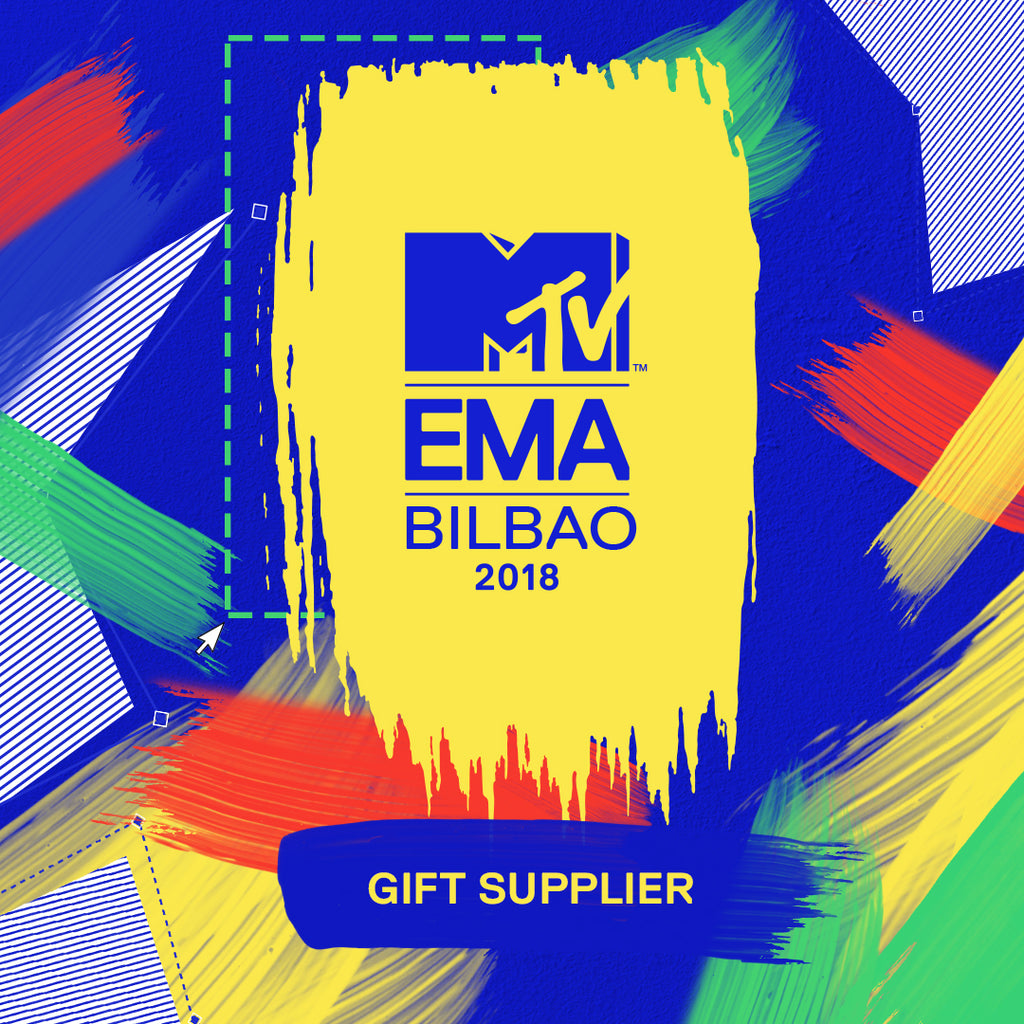 Absolute Collagen at the MTV EMA Bilbao Awards