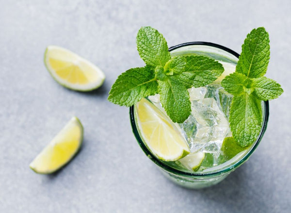 Dry January Mocktails - Mojito | Absolute Collagen