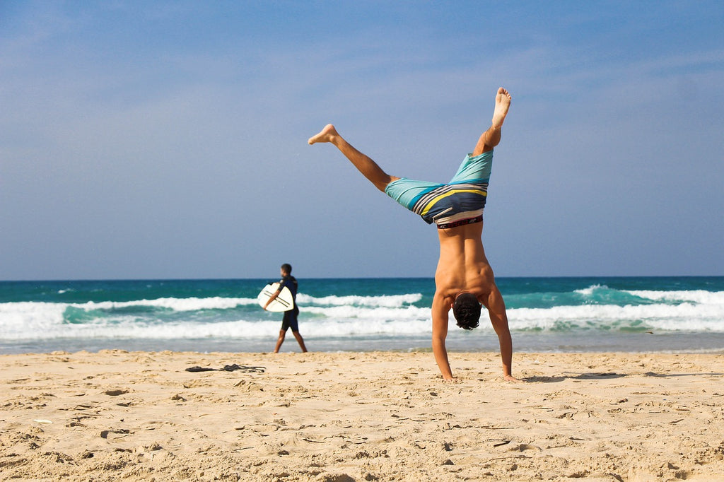 Why men have tended to yoga