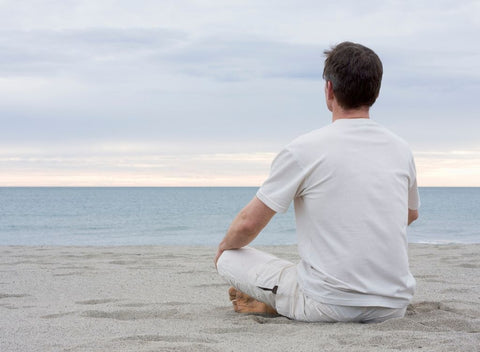 Meditate - 7 tips to feel energised on first day back to work