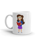 Ms. Booksy - 11oz Mug
