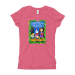 Story Time With Ms. Booksy - Girl's T-Shirt