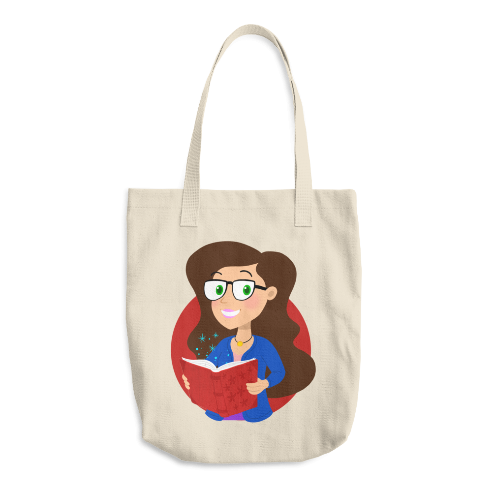 Ms. Booksy - Tote Bag