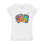 Cool School Logo - Girl's T-Shirt