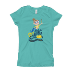 Let's Get Crafting - Girl's T-Shirt