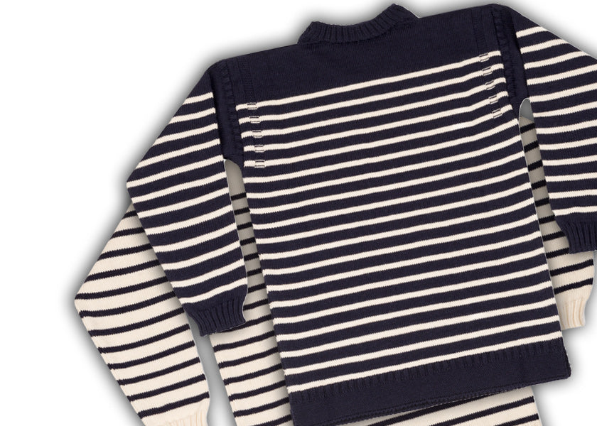 Striped Jumpers