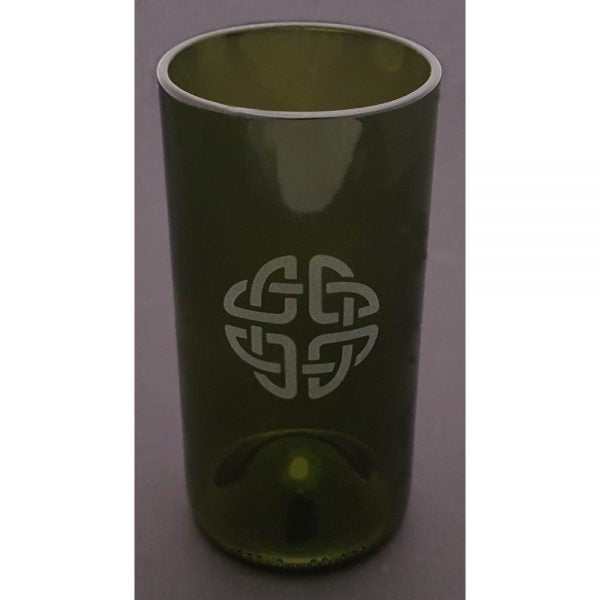 Recycled Wine Bottle Tumbler (3 Options)