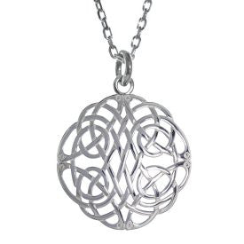 Intricate Celtic Knot Pendant (2 Options)