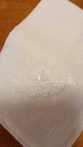 Ladies Claddagh Handkerchief (2 Colors)