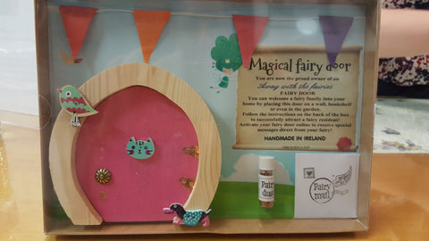Fairy Door (3 Colors)