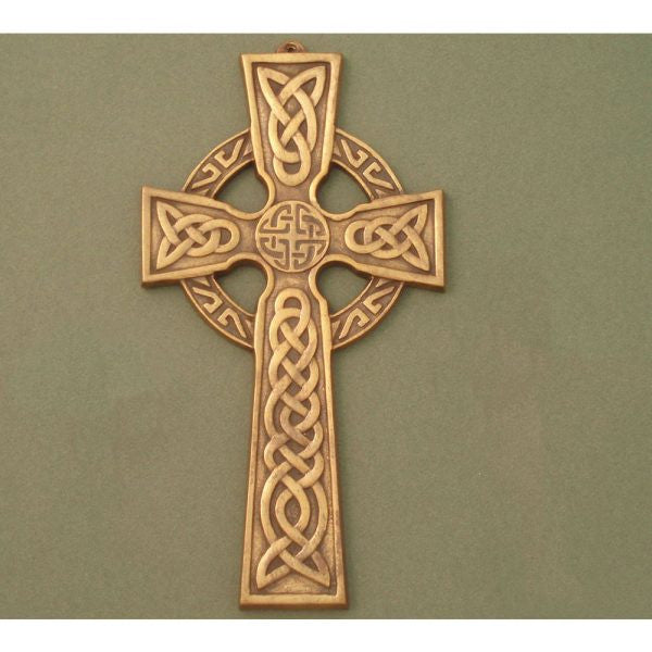 Celtic Cross (Wall Mount - 3 Sizes Available)
