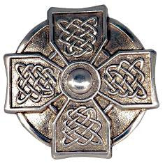 Celtic Cross Buckle