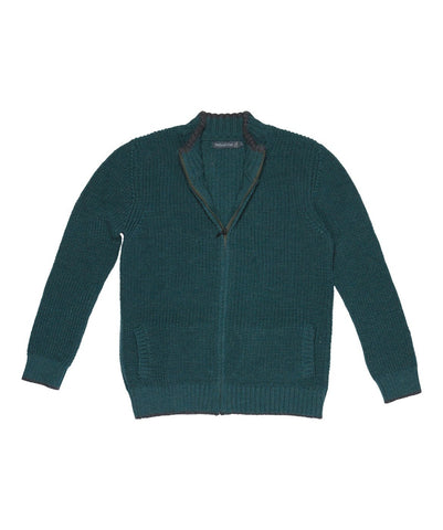 Rockbrook Zipper Cardigan