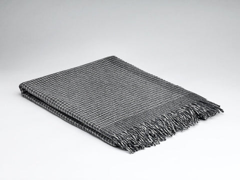 Alpine Limestone Cashmere Throw
