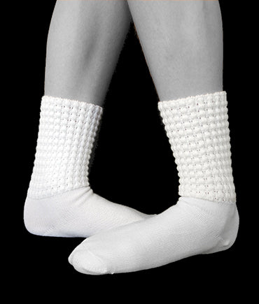 Poodle Sock - Ankle Arch Length