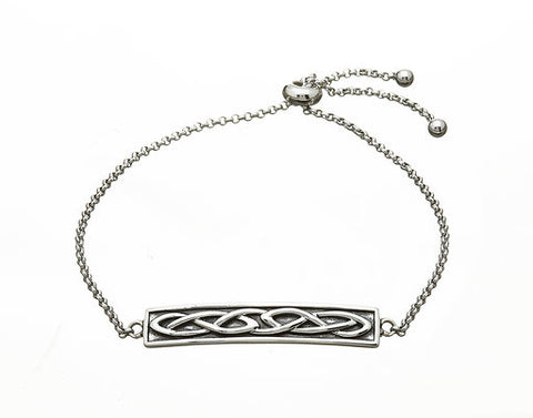 Celtic Knot Adjustable Bracelet
