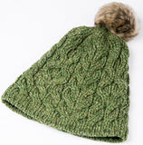 Fur Bobble Hat (4 Colors)
