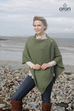 3 in 1 Button Poncho (3 Colors)