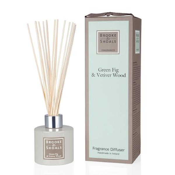 Green Fig & Vetiver Wood Reed Diffuser