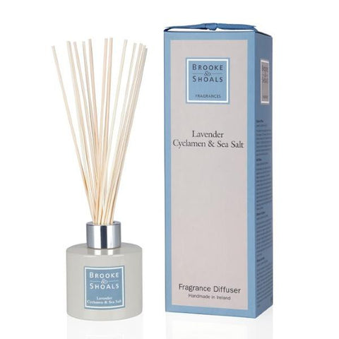 Lavender, Cyclamen & Sea Salt Reed Diffuser
