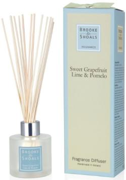 Sweet Grapefruit & Lime Pomelo Reed Diffuser