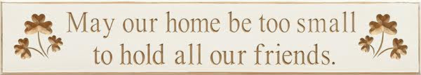 """May our home..."" Door Board"