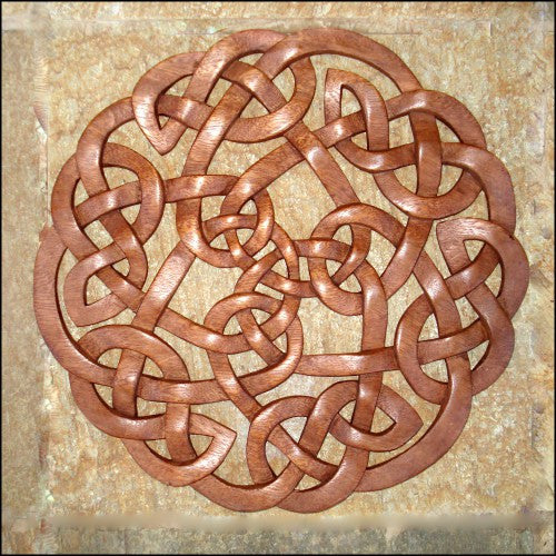 Intricate Celtic Knot