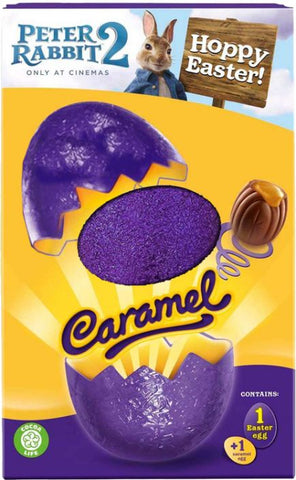 Caramel Medium Egg
