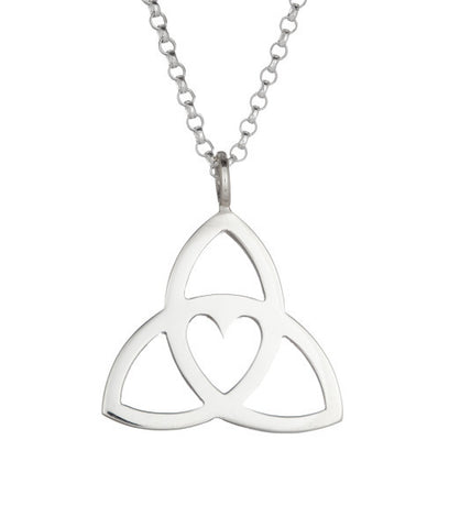 Celtic heart trinity pendant 2 sizes the counties of ireland celtic heart trinity pendant 2 sizes aloadofball Image collections