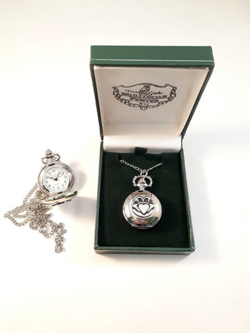 Claddagh Pendant Watch