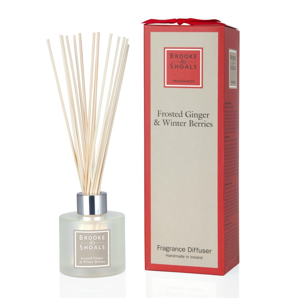 Frosted Ginger & Winter Berries Diffuser