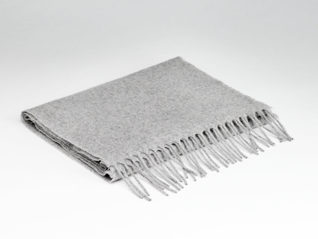 Cashmere Dove Grey Scarf