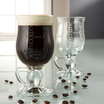 Irish Coffee Glasses - Set of 2