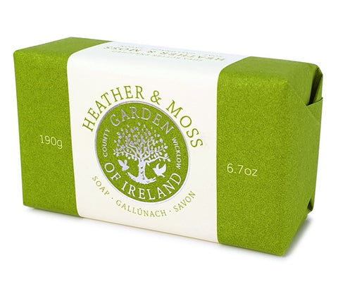 Heather & Moss Shea Butter Soap