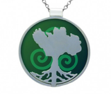 "Tree of Life ""Growing Home"" Pendant (2 Sizes)"