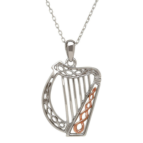 House of Lor Harp Pendant