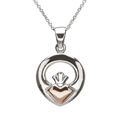 House of Lor Claddagh Pendant