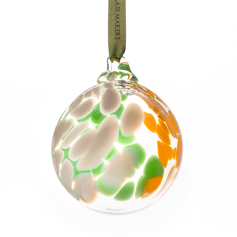 Irish Flag Bauble