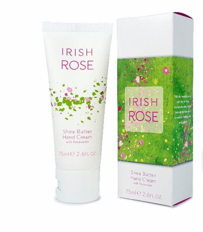 Irish Rose Shea Butter Hand Cream