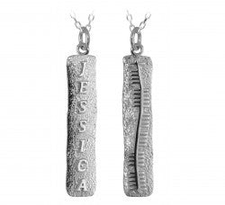 Personalized Ogham Name Pendant (4 Options)