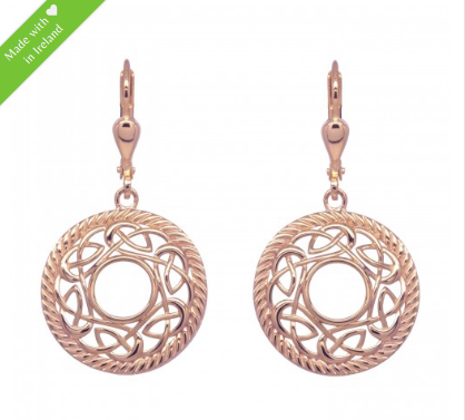 Celtic Inspirations Celtic Knot Earrings (2 Options)