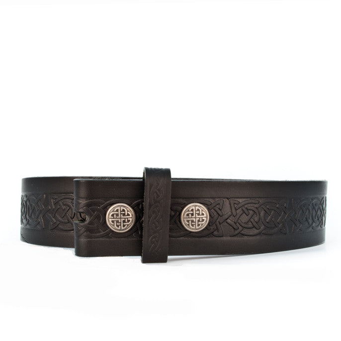 St Andrew's Knot Snap Belt (3 Colors Available)