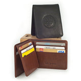Celtic Conan Bi-Fold Wallet (2 Colors)