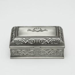 Claddagh Jewelry Boxes (3 Sizes)