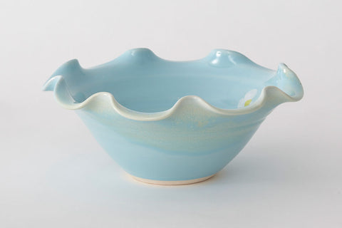 Scalloped Bowl (3 Sizes)