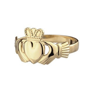 Claddagh Ring - Ladies - 10ct