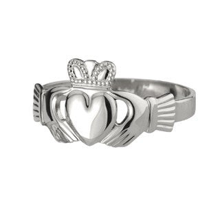 Claddagh Ring - Ladies - Sterling Silver