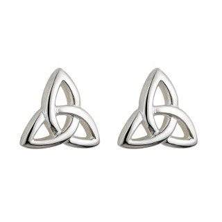 Child's Trinity Knot Earrings