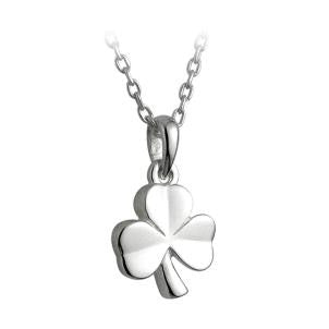 Child's Shamrock Pendant