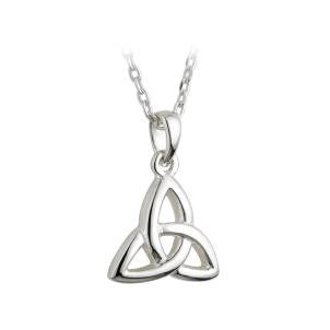 Child's Trinity Knot Pendant